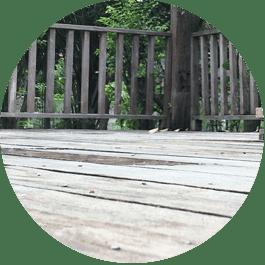 Holzterrassen